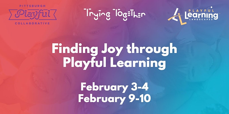 Virtual Conference: Finding Joy through Playful Learning