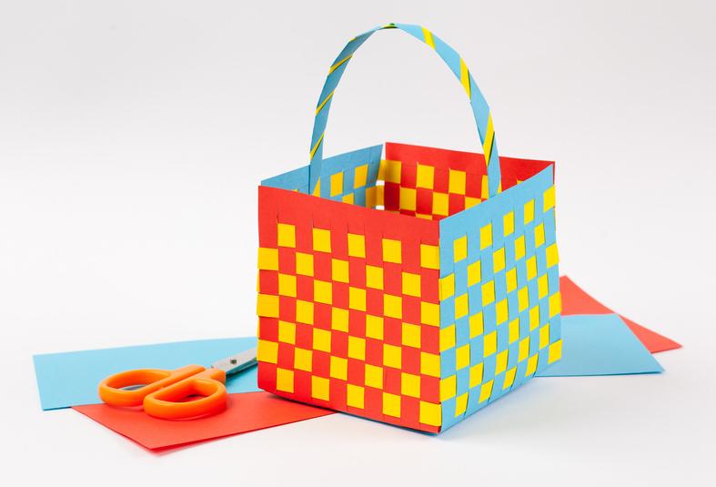 Paper Weaving Aleksandr Aleshkin Shutterstock Cropped