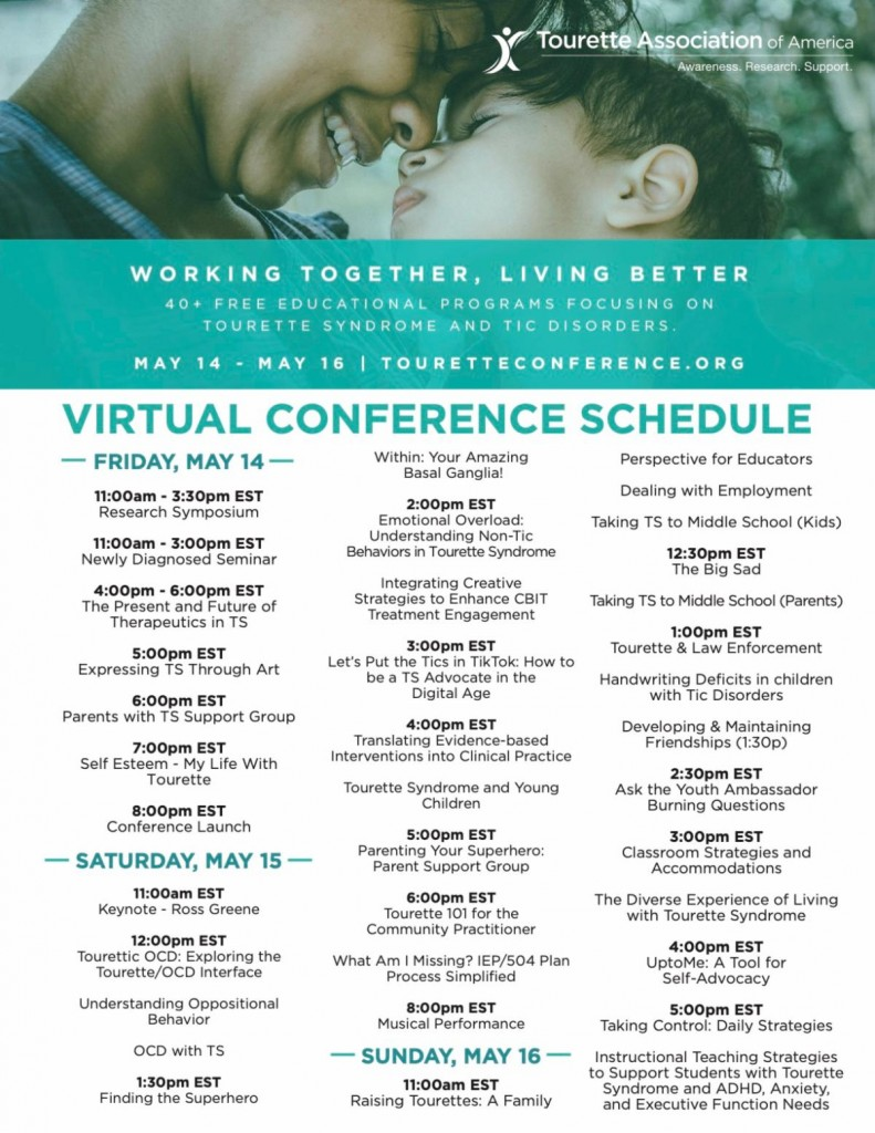 Taa Virtual Conference Schedule