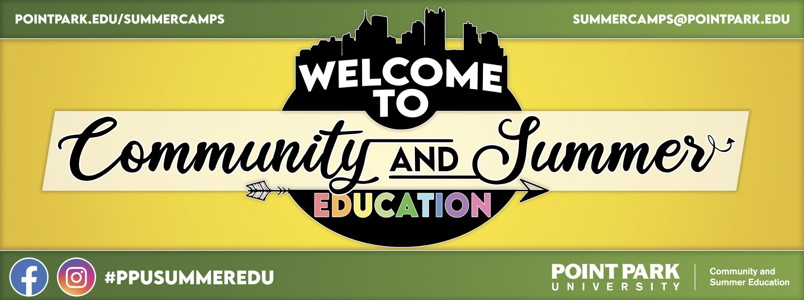 Point Park University - Youth and High School Summer Programs