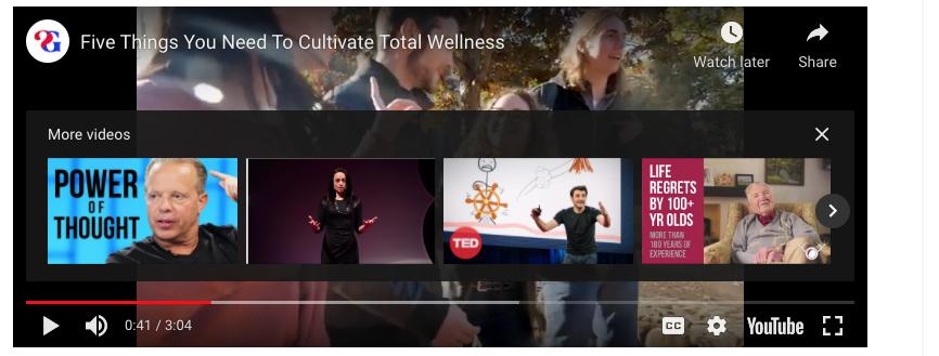 Total Wellness Video