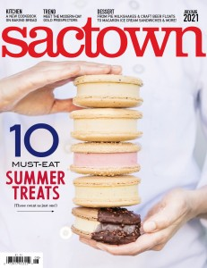 Sactown July Aug 2021 Cover