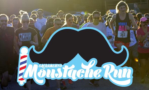 Moustache Run2014