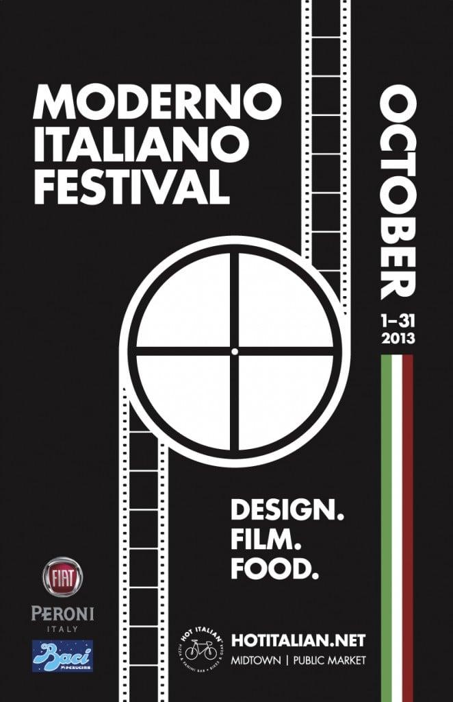 Moderno Italiano Festival Poster Web