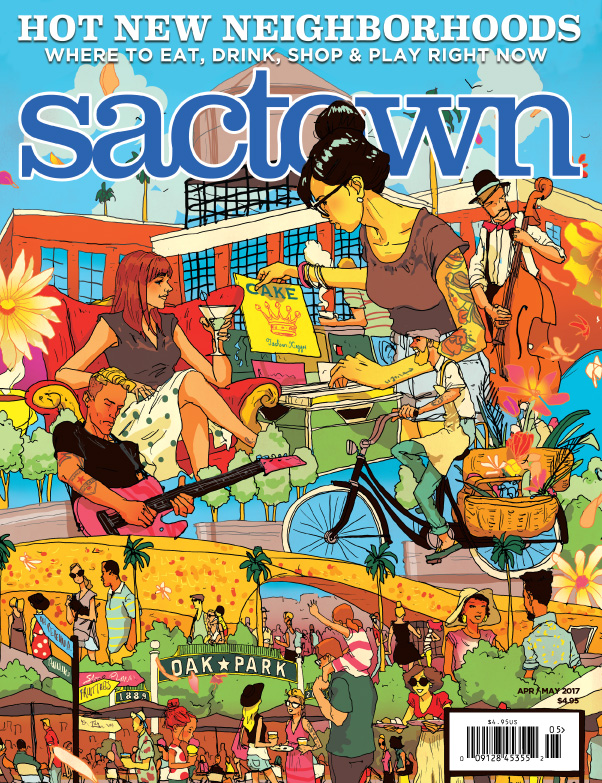 Sactown Apr May 2017 Cover
