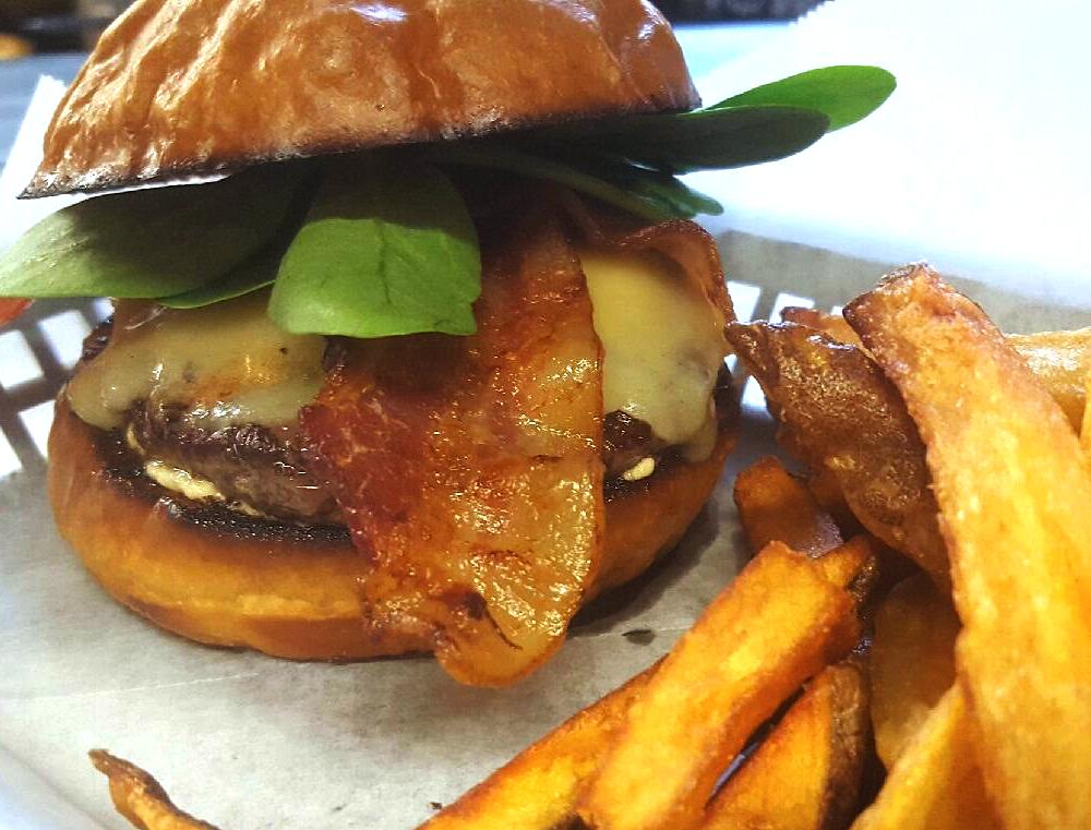 Brownbutterburger