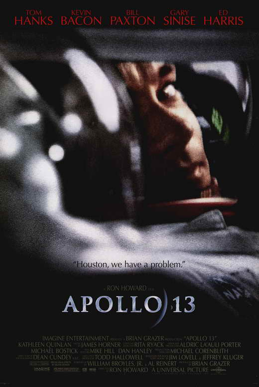 Apollo 13 Movie Poster 1995 1020190529