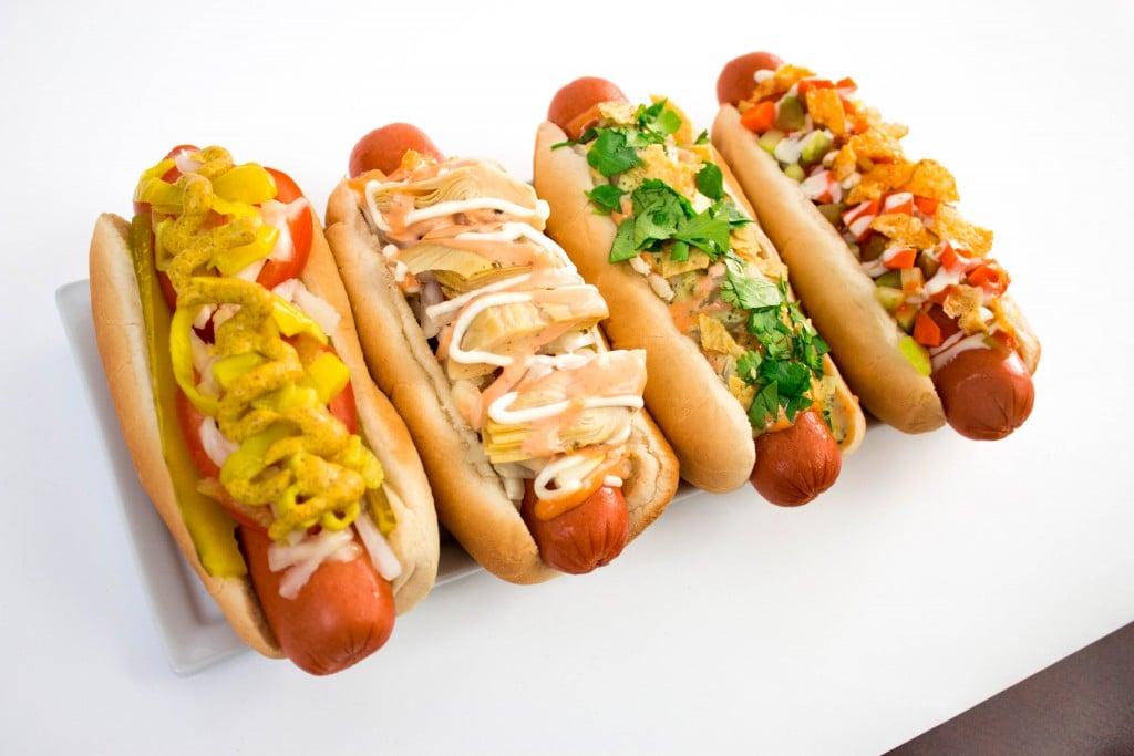 Hotdogstaste