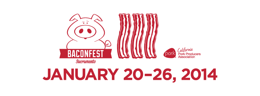 Bacon Fest Poster