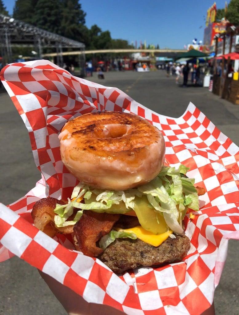 Krispykremeburger