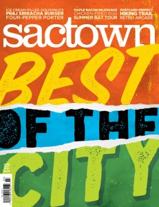 Sactown Jun July 2015 Cover