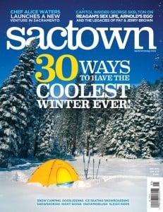 Sactown Dec 12 Jan 13 Winter Fun Cover
