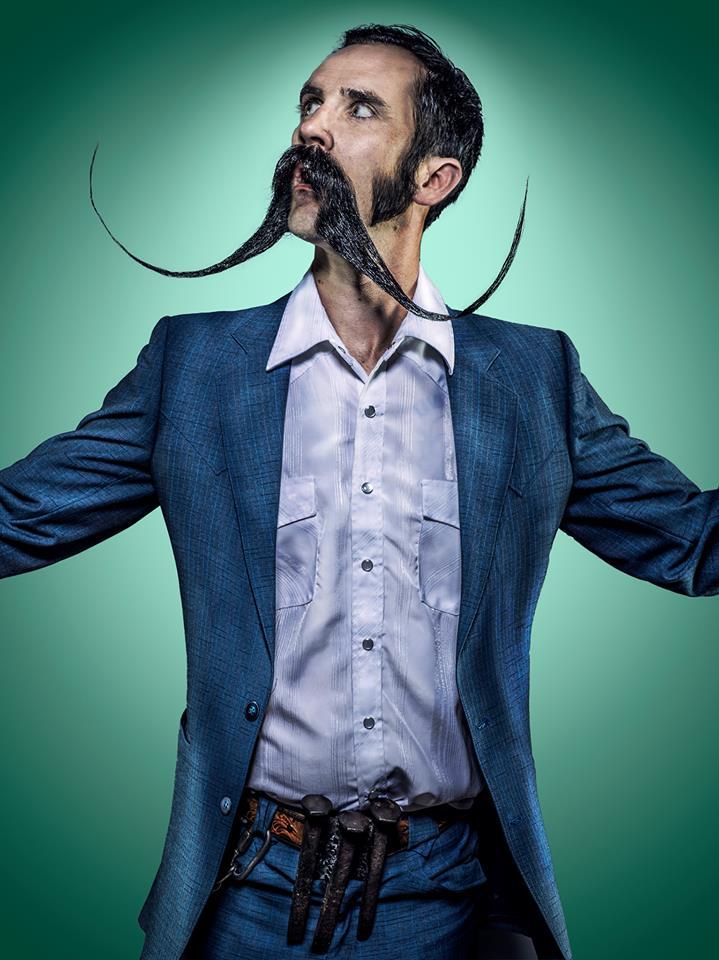 Mustauchebeardcompetition Sactownmagazine