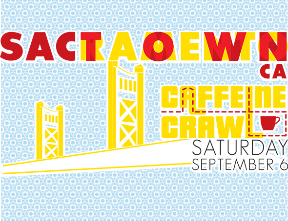 Sacramento Crawl Poster