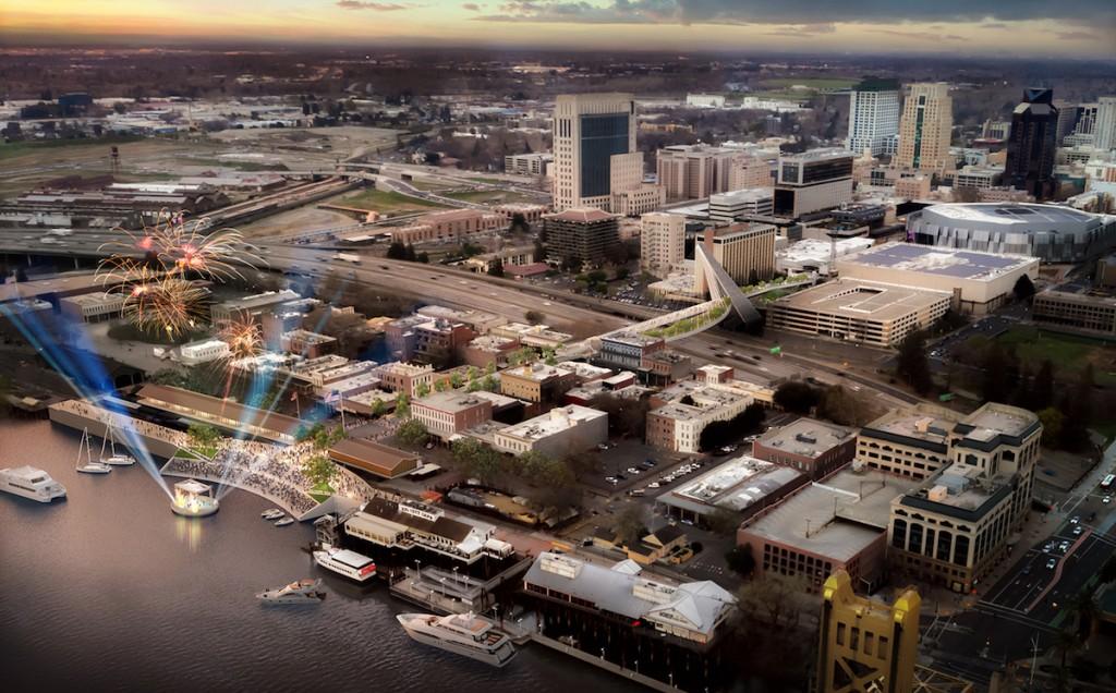 Lpa Sacramentoriverfront V01 Aerial
