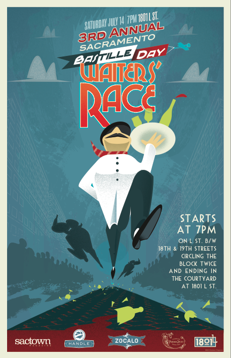 Waitersraceposter