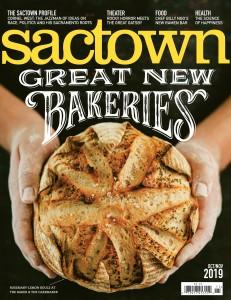 Sactown Oct Nov 2019 Cover