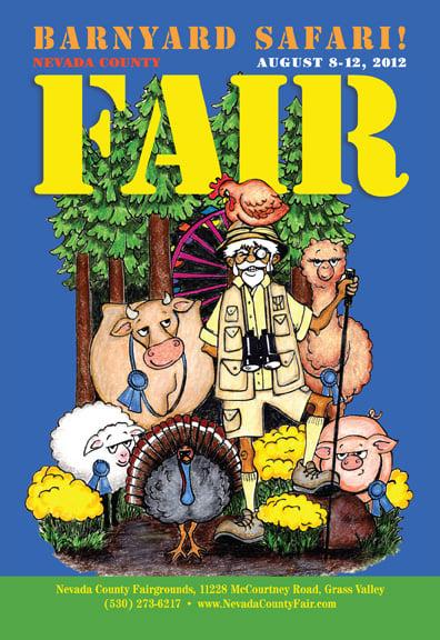 2012 Fair Poster
