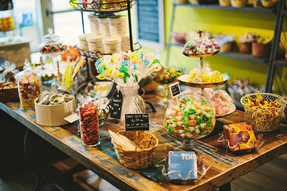 Andy's Candy Apothecary's pop-up shop is scheduled to stay open through Easter. (Photo courtesy of Andy's Candy Apothecary)