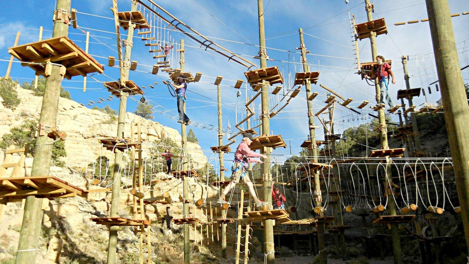 Quarry Park Adventures To Open In Rocklin