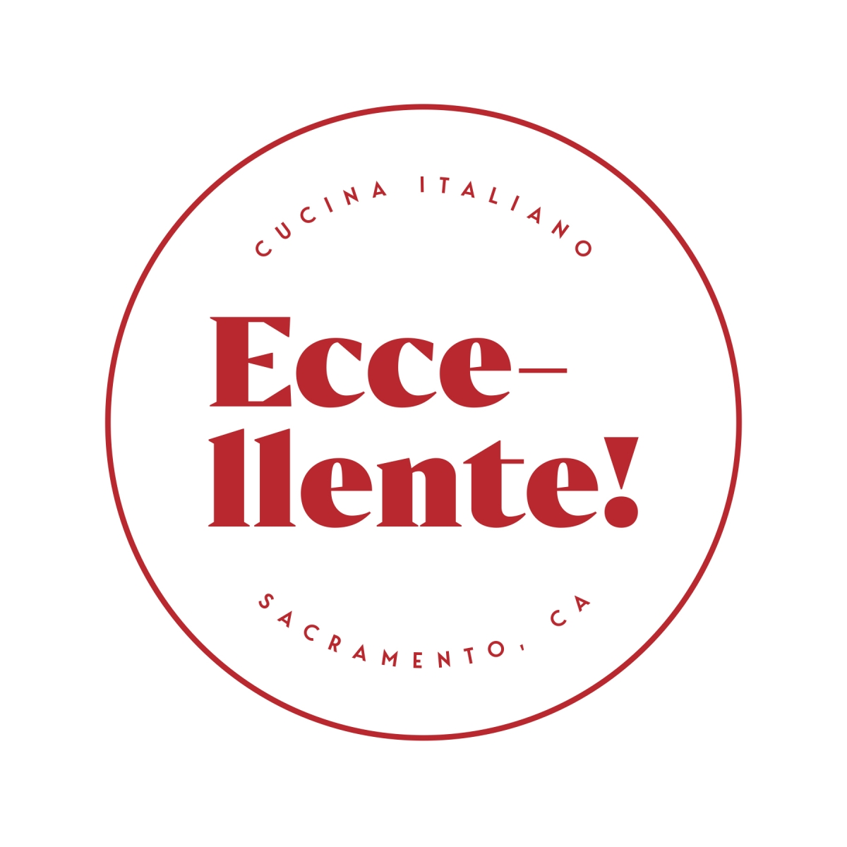 Ecce-llente!'s executive chef Stefano Chiarugi will leave his native Italy to open the downtown restaurant next year. (Logo courtesy of 34th Floor Hospitality)