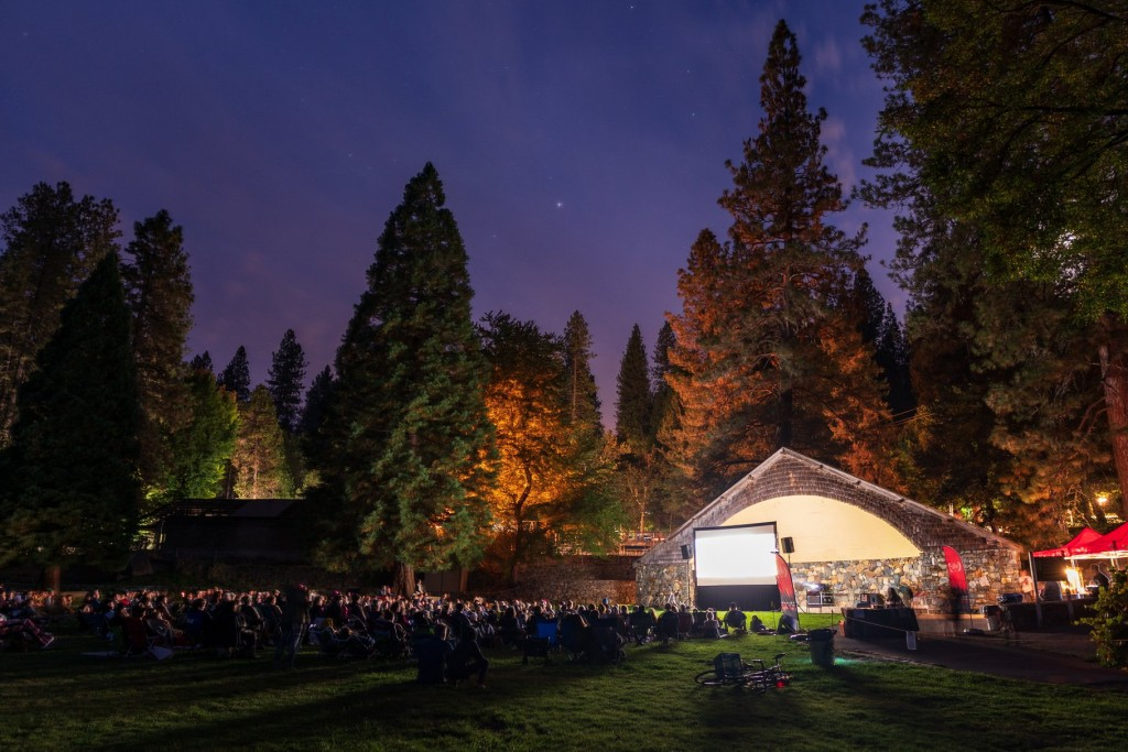 Movies Under The Pines 2
