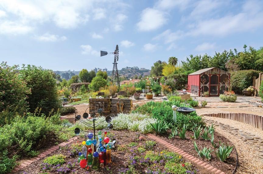 The Handmade Garden