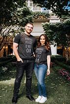 Liam and Kristi Hendriks