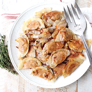 Sweet potato pierogies recipe