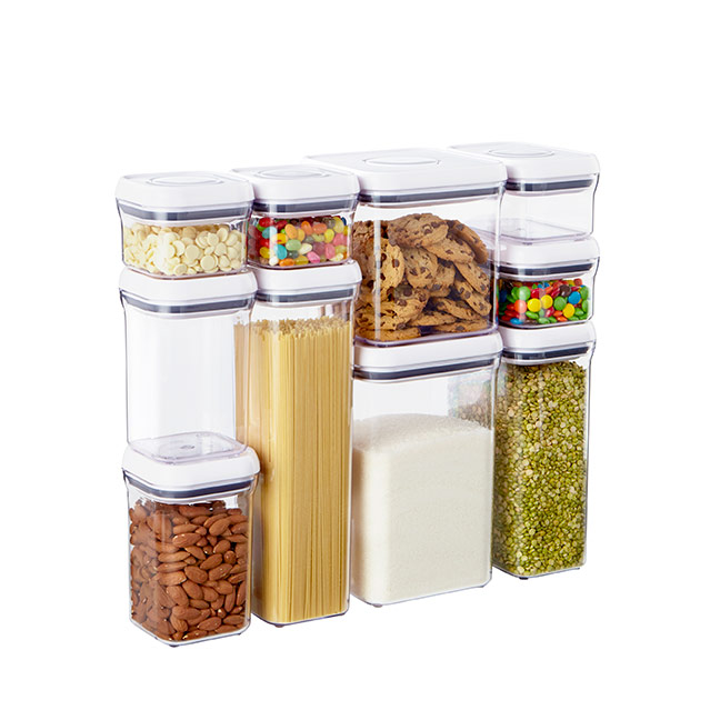 culinary gift guide holiday kitchen cooking baking food storage container oxo pop