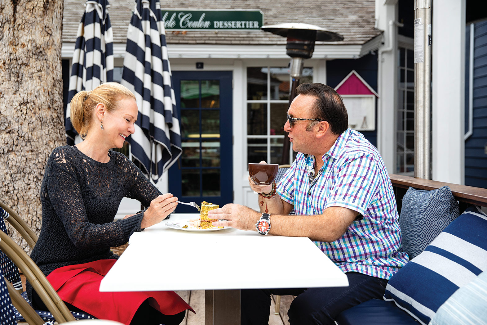 Chef Bernard Guillas san diego restaurant michele Coulon dessertier bakery