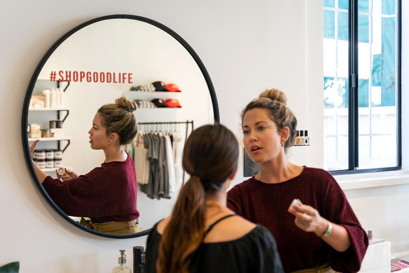 Top 5 Clean Beauty Buys shop good north park leah kirpalani