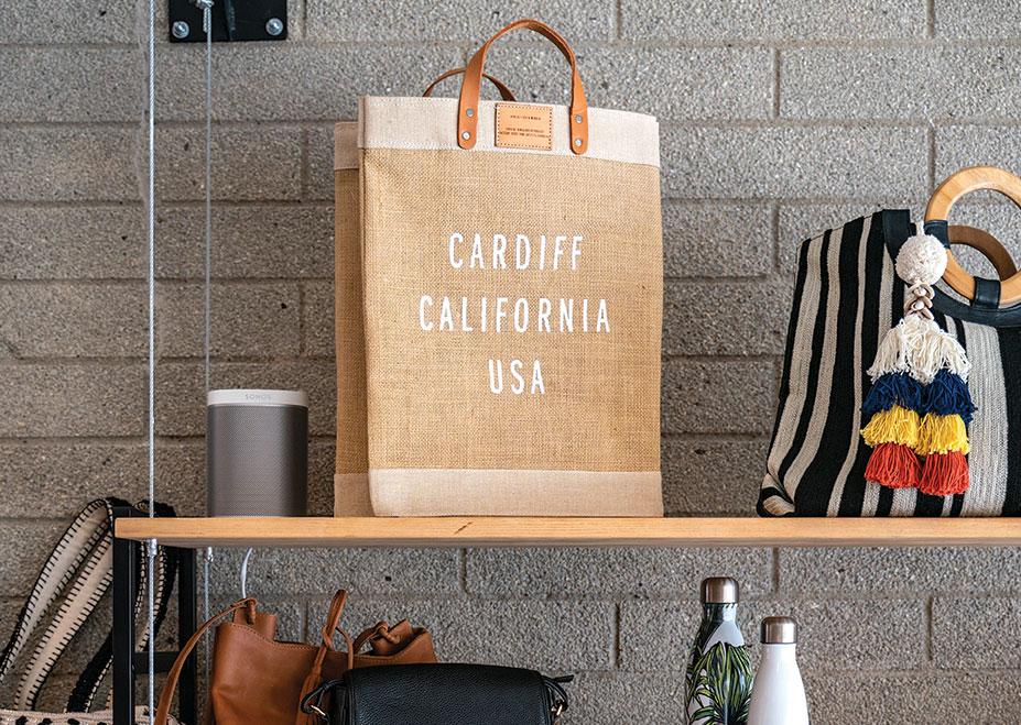 cardiff artist nicole novena sea + wander boutique