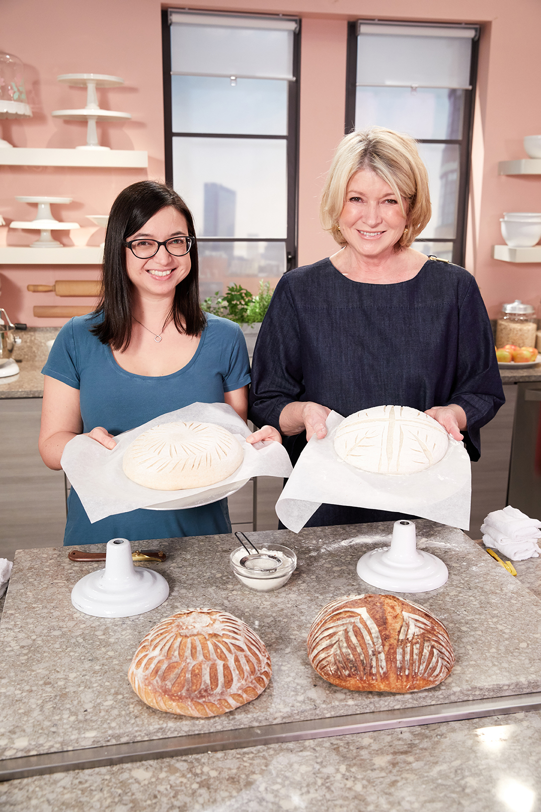 sourdough bread breadmaking martha stewart