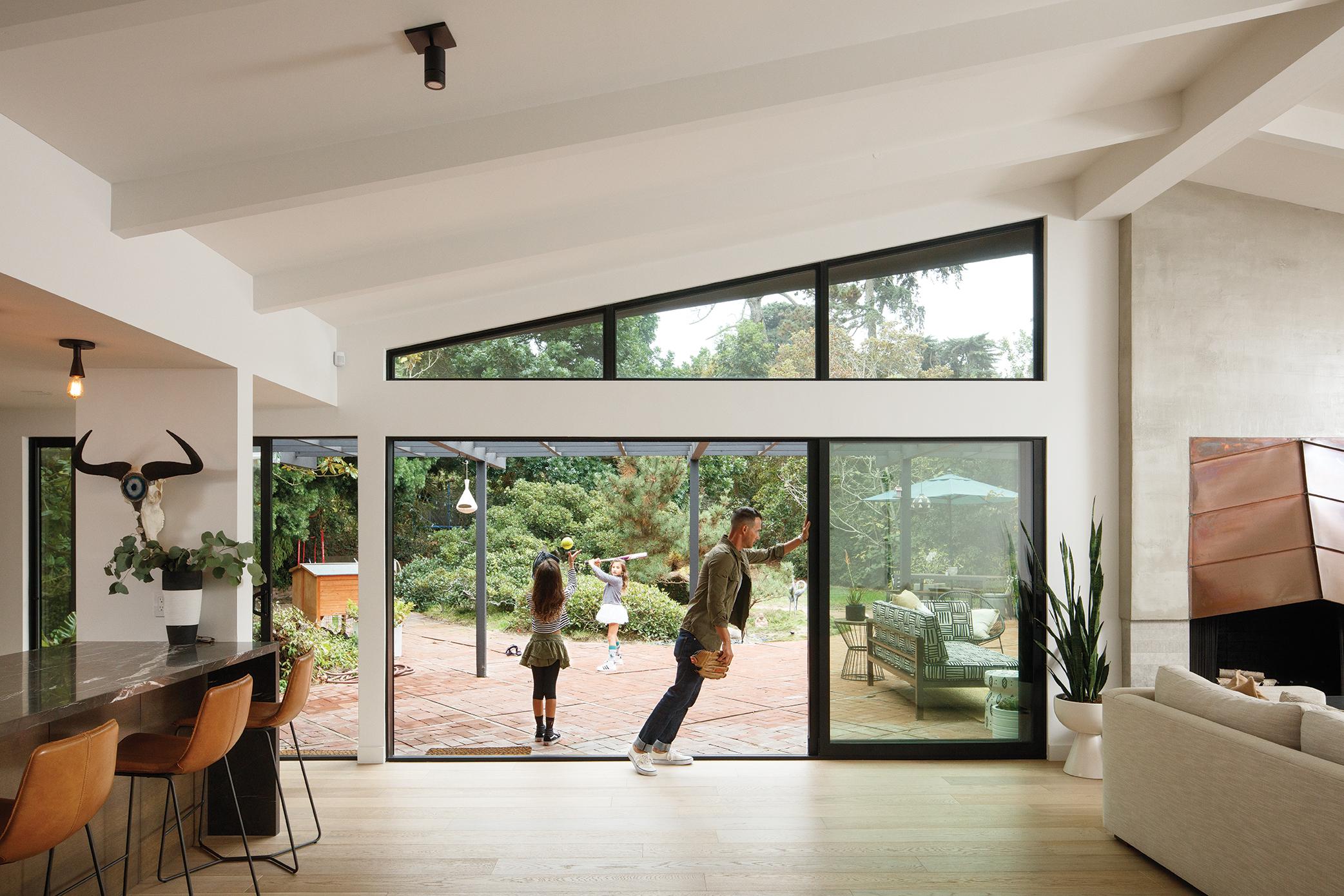midcentury modern dream home midcentury-modern house architecture softball