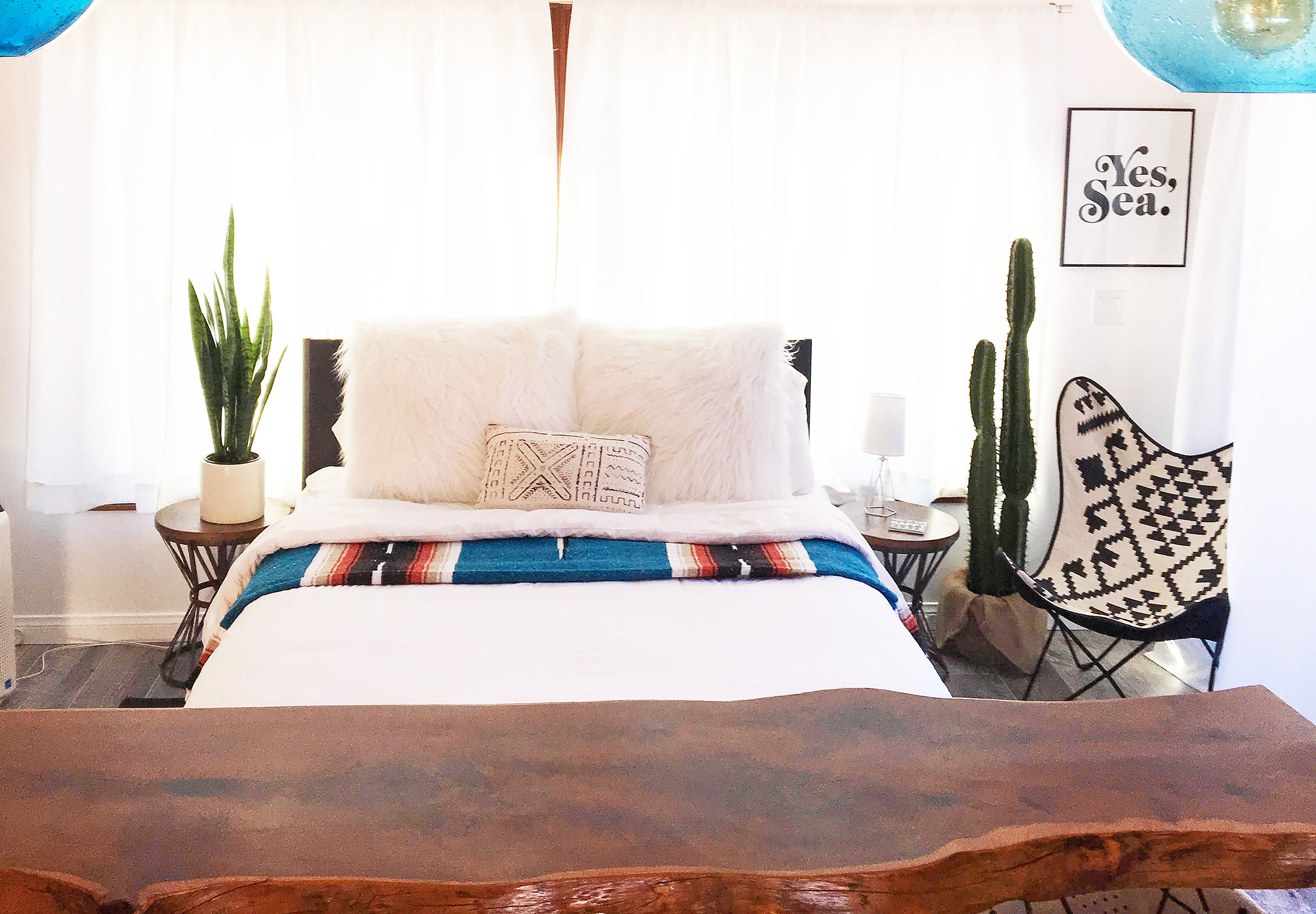 tiny house style bedroom #sdsmallspaces