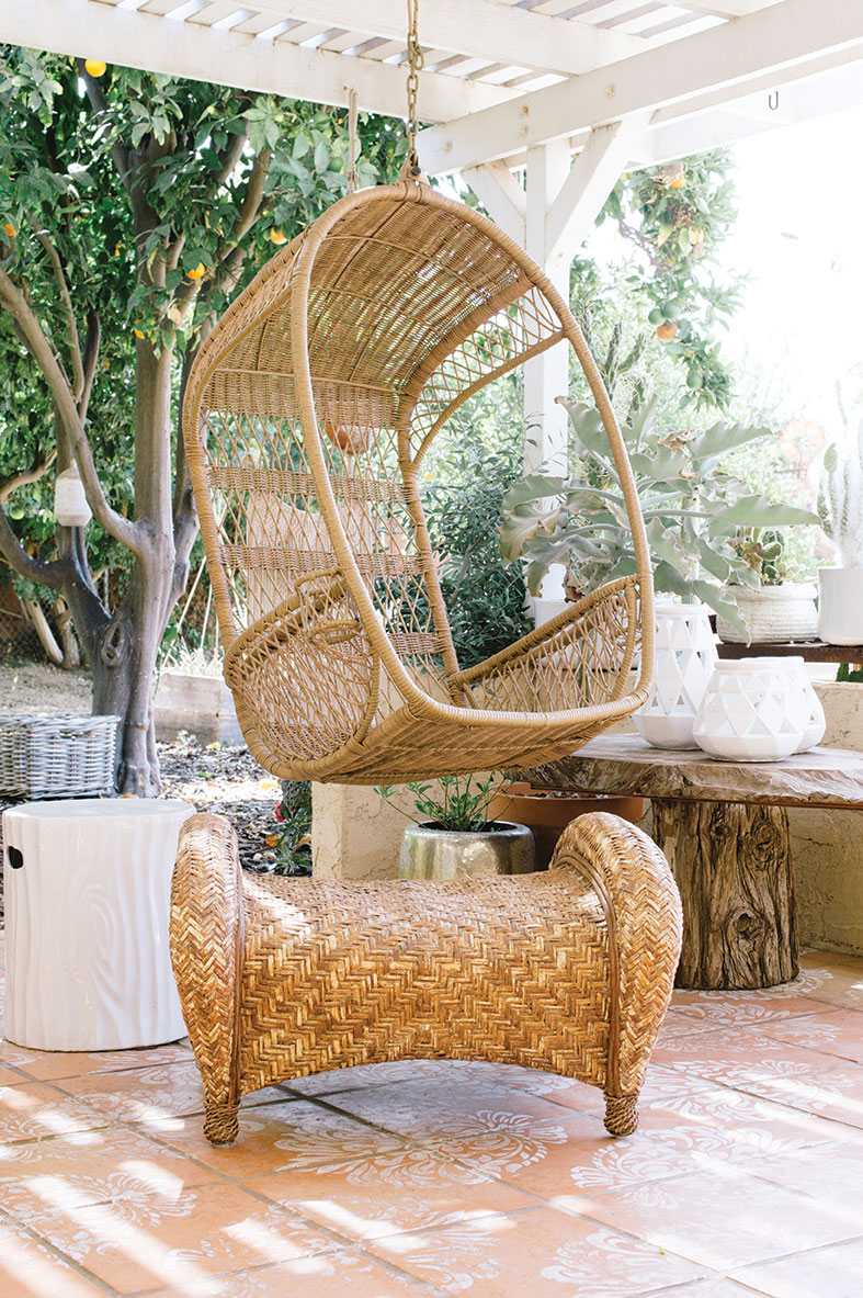 small spaces tips : outdoor living