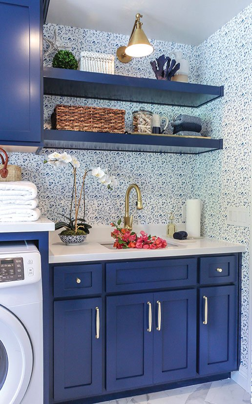 laundry room small spaces