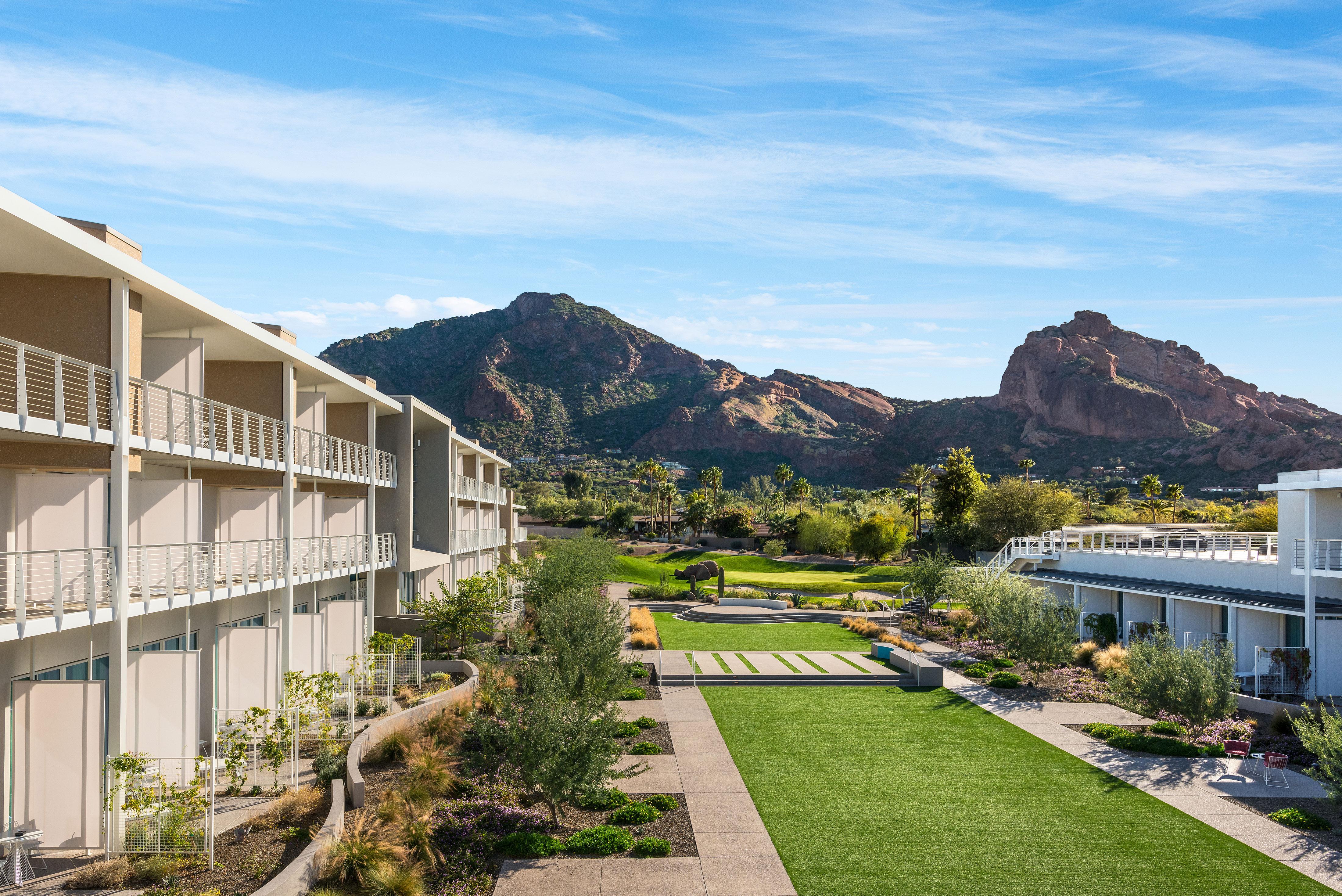 phoenix hotels arizona travel design destination mountain shadows resort camelback mountain