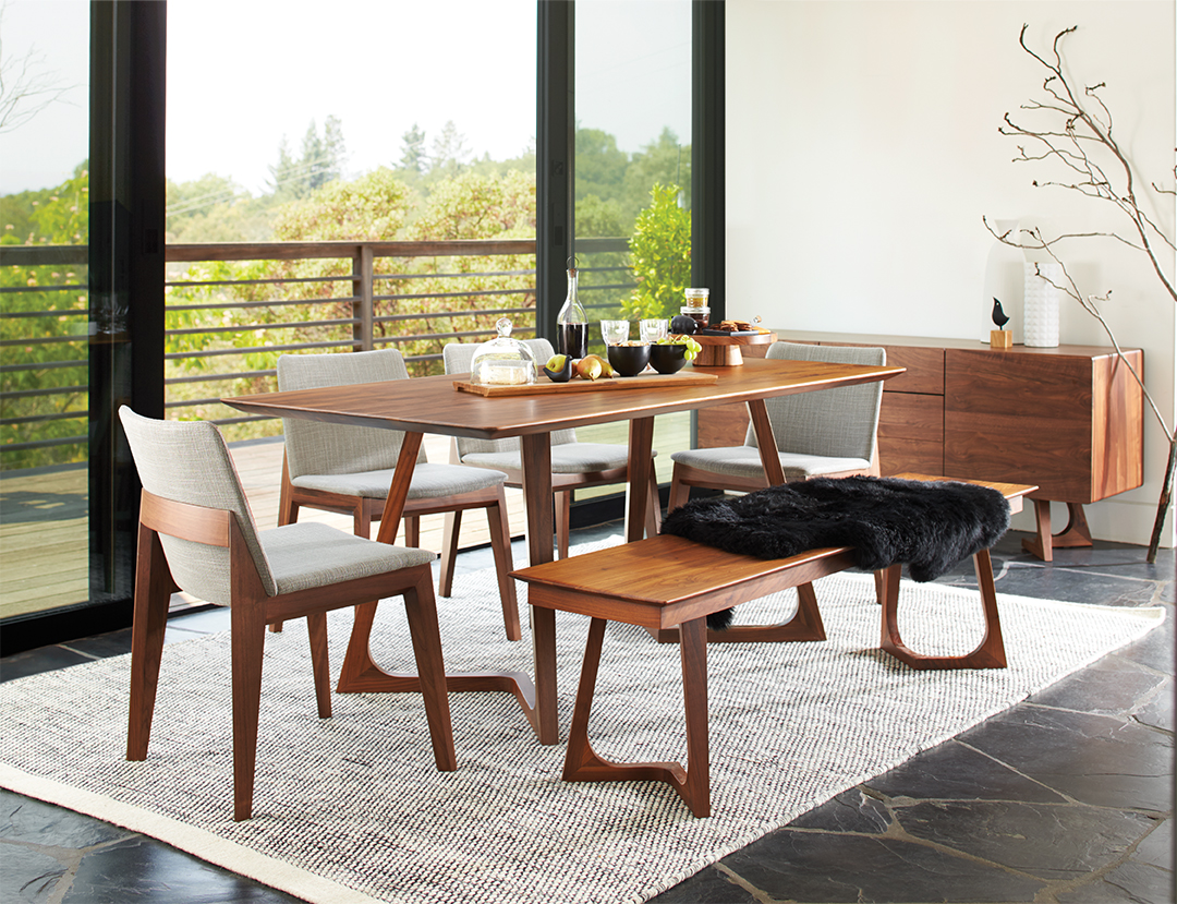 scandinavian designs midcentury modern contemporary rustic furniture