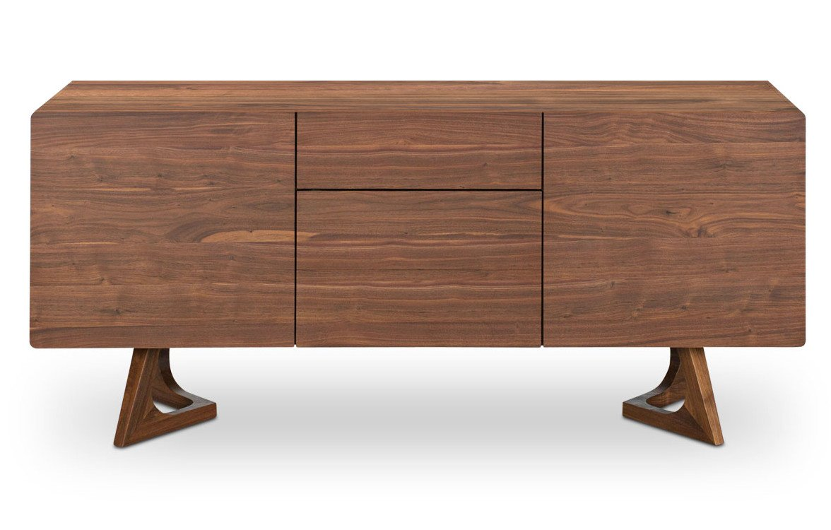 scandinavian designs cress sideboard midcentury modern san diego mid-century