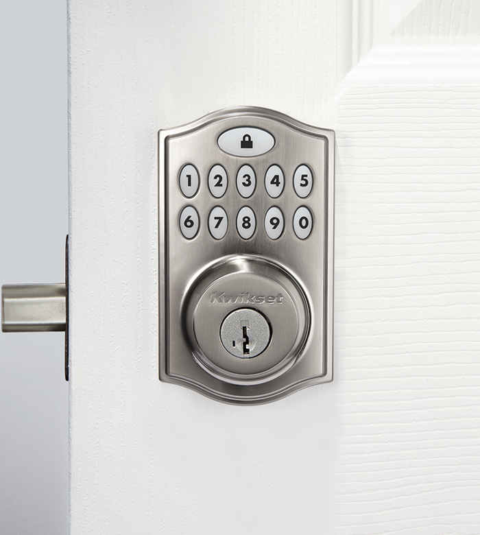 smart home tech cox lock keypad