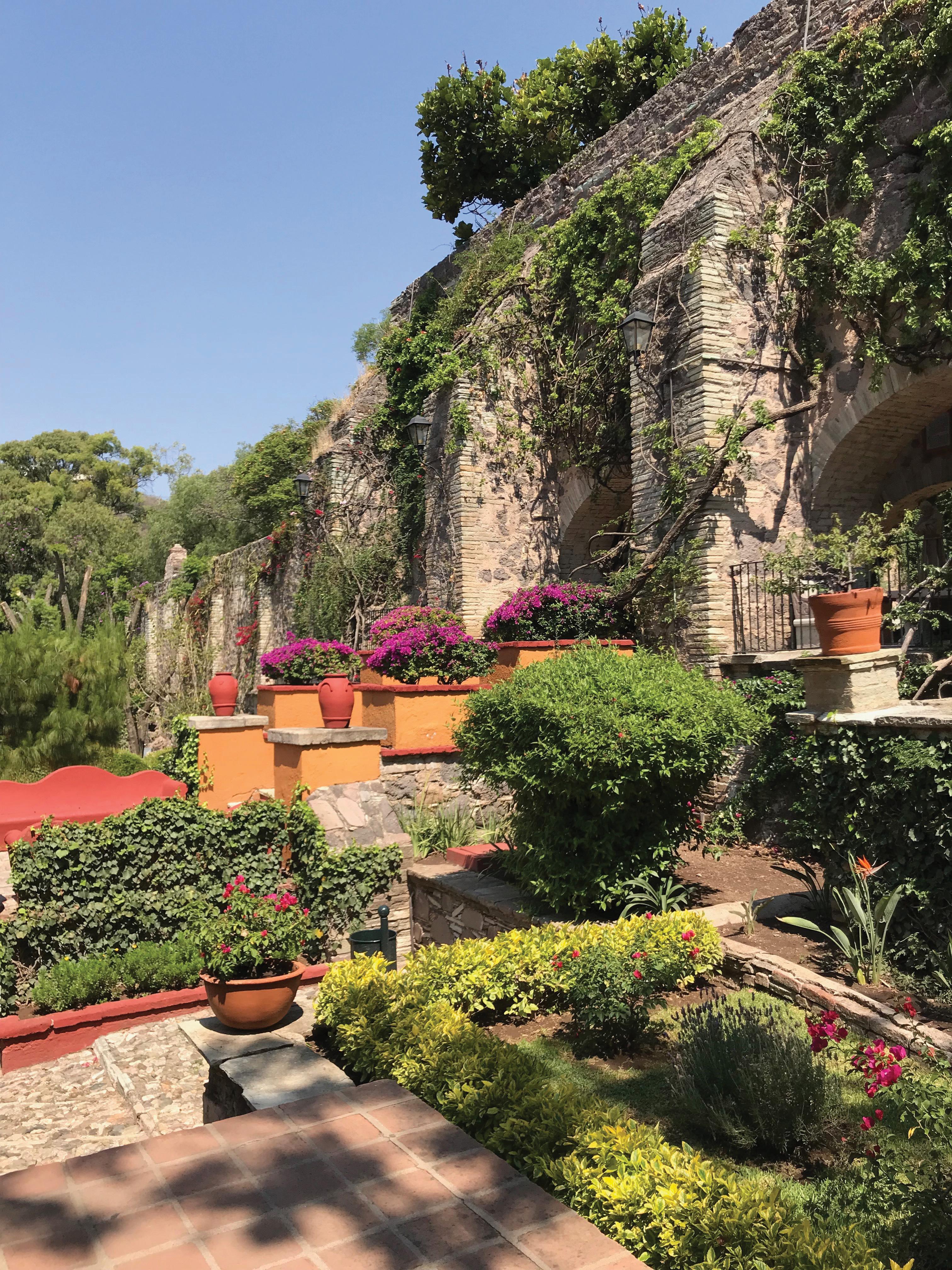 guanajuato city mexico captain gabriel de barrera mansion Ex-hacienda