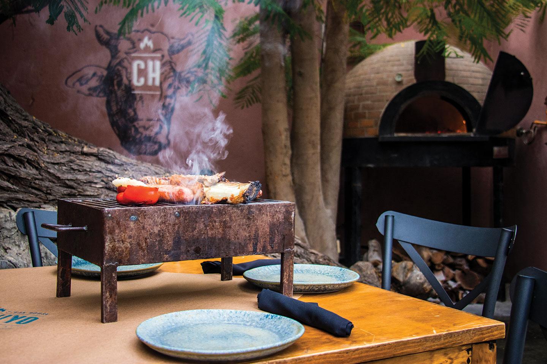 Chamuyo Cabo San Lucas dining Mexico restaurant