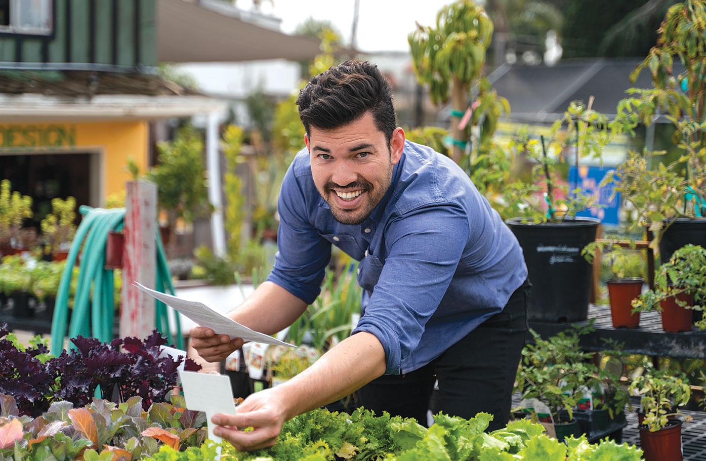 nursery guide kevin espiritu inspect plants