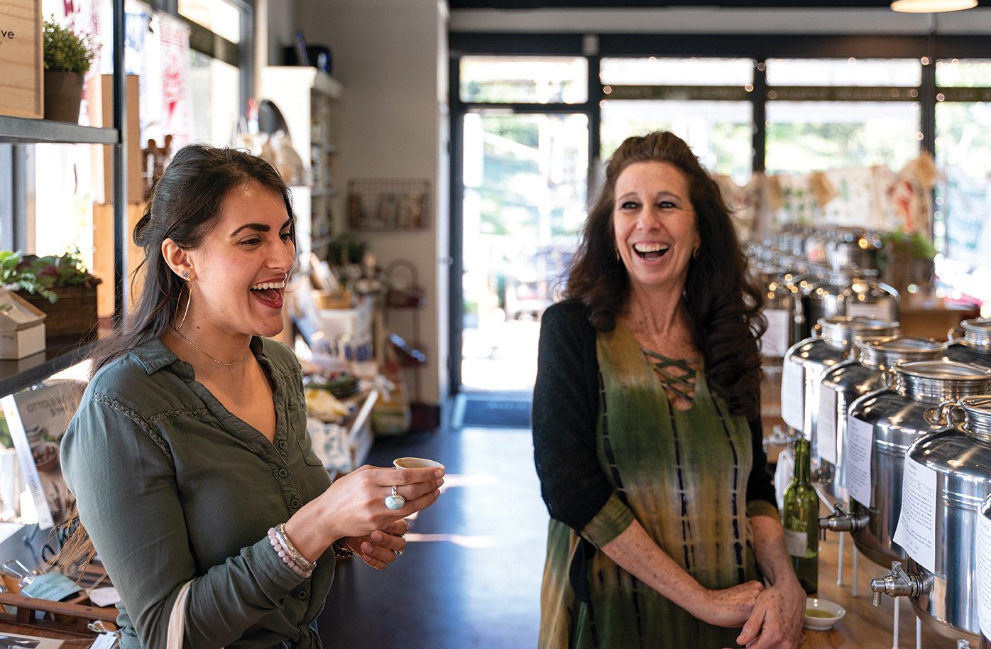 marina qutab baker and olive encinitas olive oil san diego zero waste