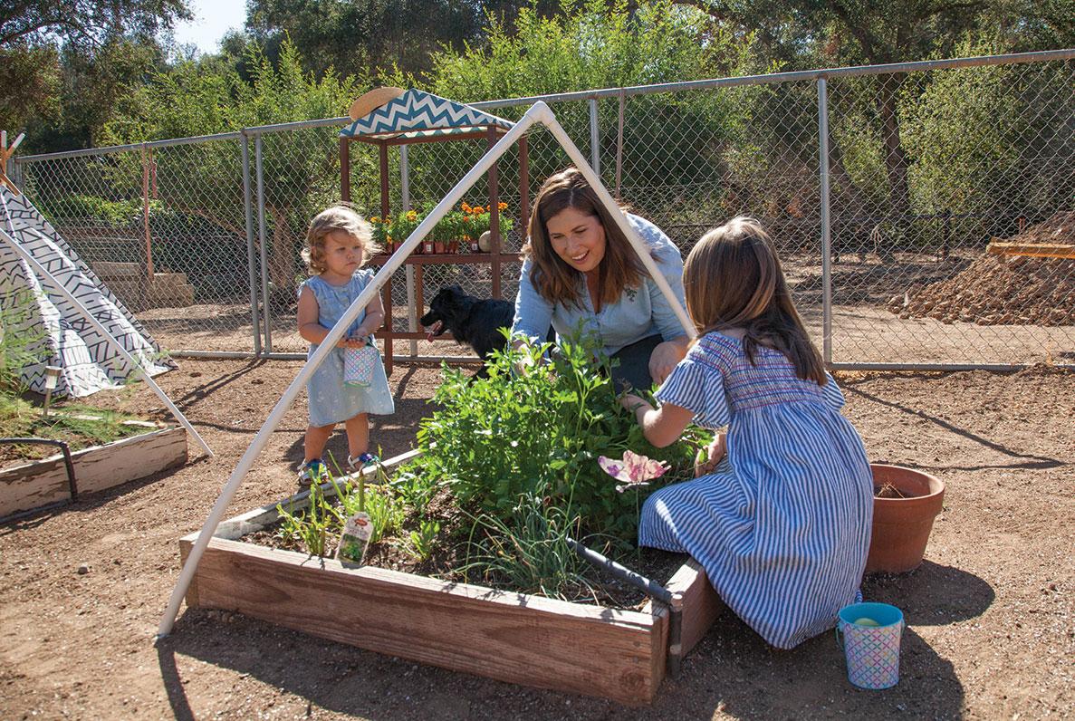 garden kids gardening with kids children family friendly garden
