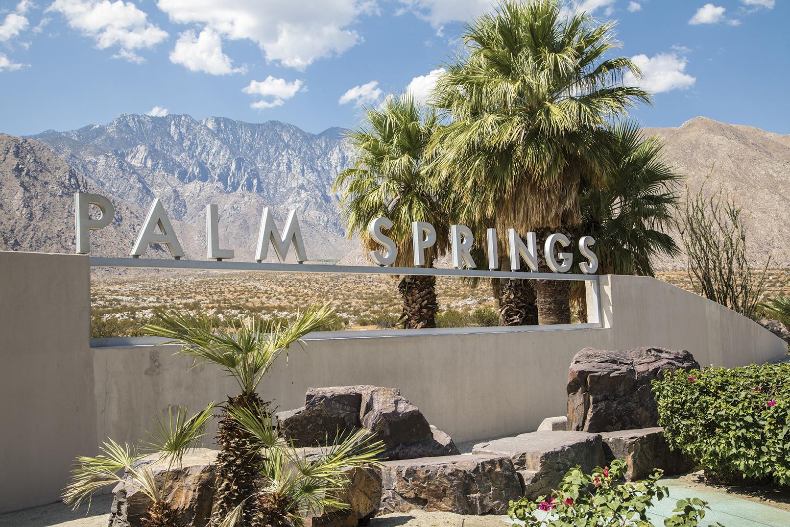 Palm Springs Jessica Vargas San Diego