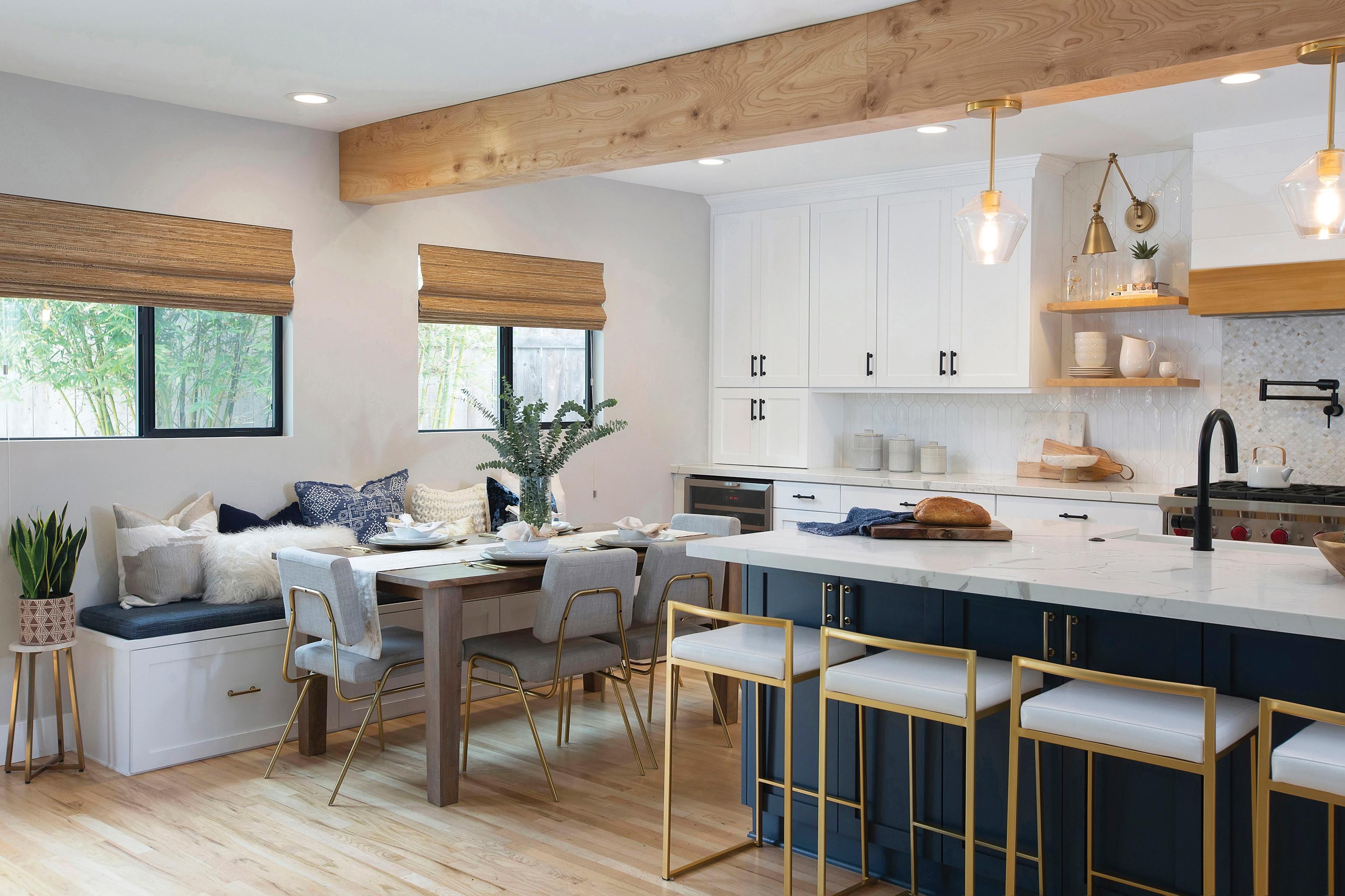 taurus zodiac design kitchen hope pinc bench seating