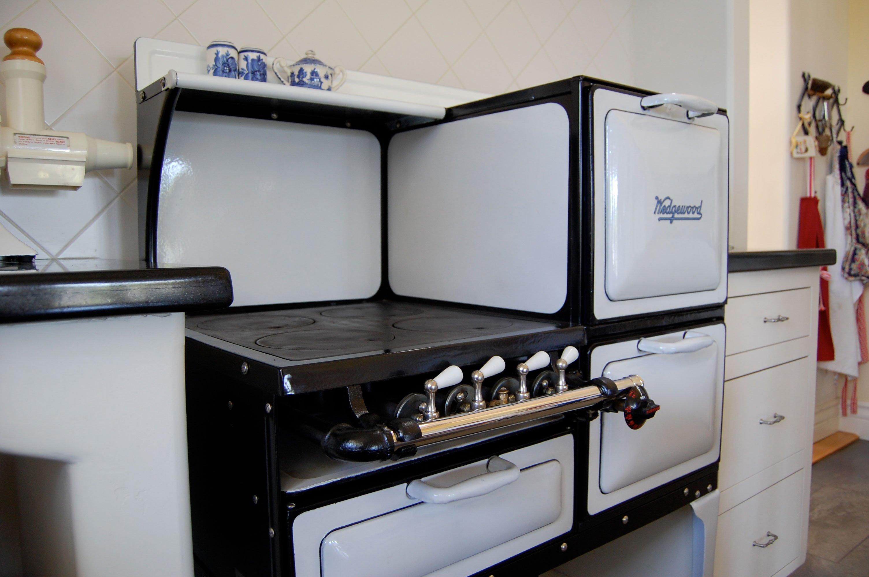 vintage stove RMR stove repair san diego